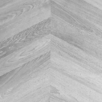 Floorrich Grey Leaf Novalis luxury vinyl with chevron design for residential flooring