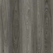 Floorrich Icy Grey Amber SPC with wood grain pattern for residential flooring