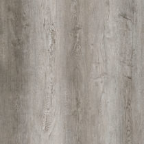 Floorrich Mountain Grey Amber SPC with wood grain pattern for residential flooring